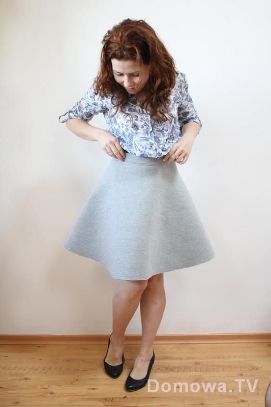 Spódnica z pianki – jak Wam sie podoba? Lubicie taki krój?