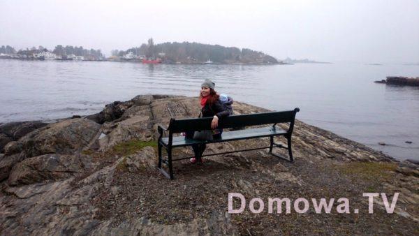 Hovedøya we mgle – rejs z Oslo