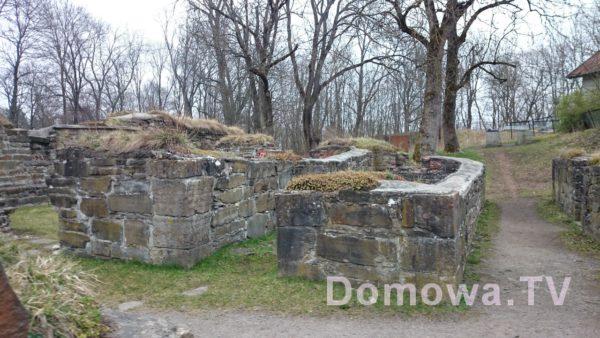 Hovedoya ruiny klasztoru