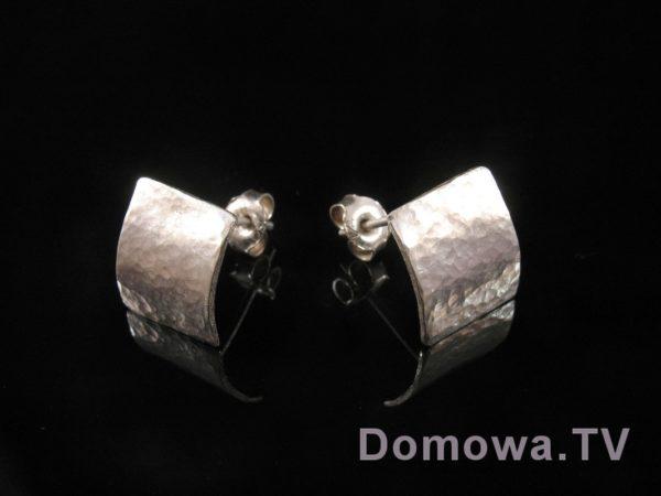 Kolczyki ze srebra