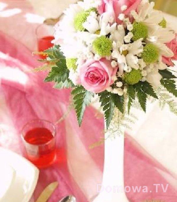 Układanie kwiatów :)