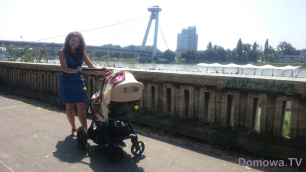 Spacer wzdłuż rzeki
