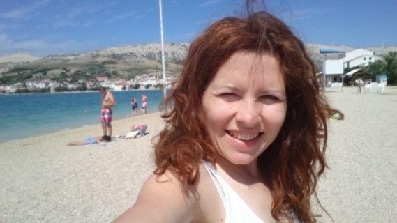 Plaża z Pagu