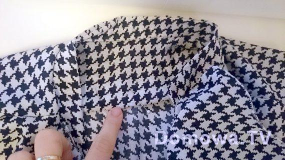 Szycie bluzki