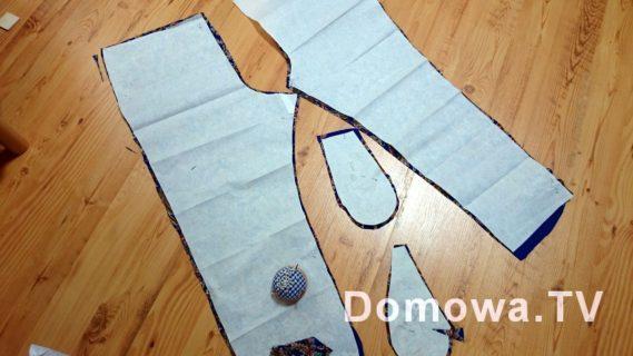 Szycie spodni