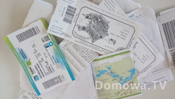 Ceny w Chorwacji + koszt wyjazdu