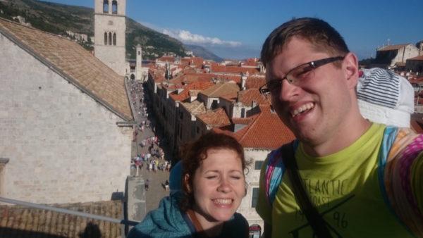 Dubrownik – miasto schodów