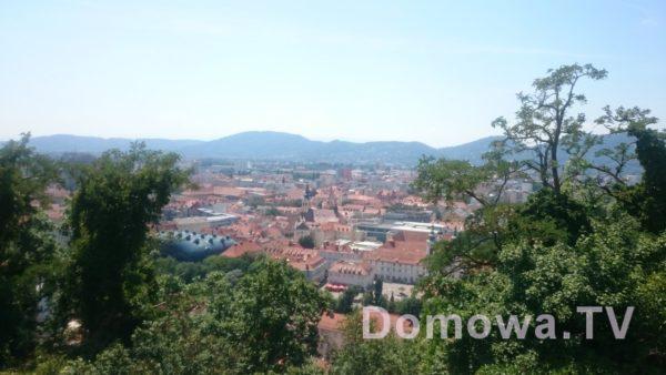Graz – miasto, w którym nie ma ludzi