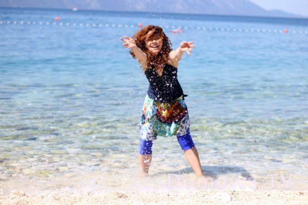 Piekna sceneria – morze i Chorwacja :)