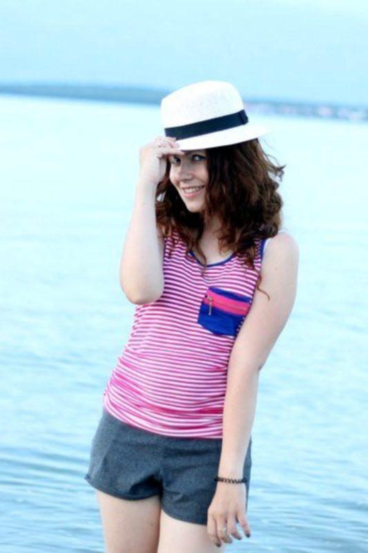 I nad morzem :)