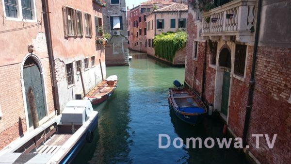 Nie wiem kiedy Wenecja wygląda pięknie – gdy jest w pełnym słońcy czy wieczorem