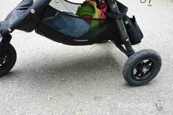 Koła wiecznie pompowane, Baby Jogger city mini gt
