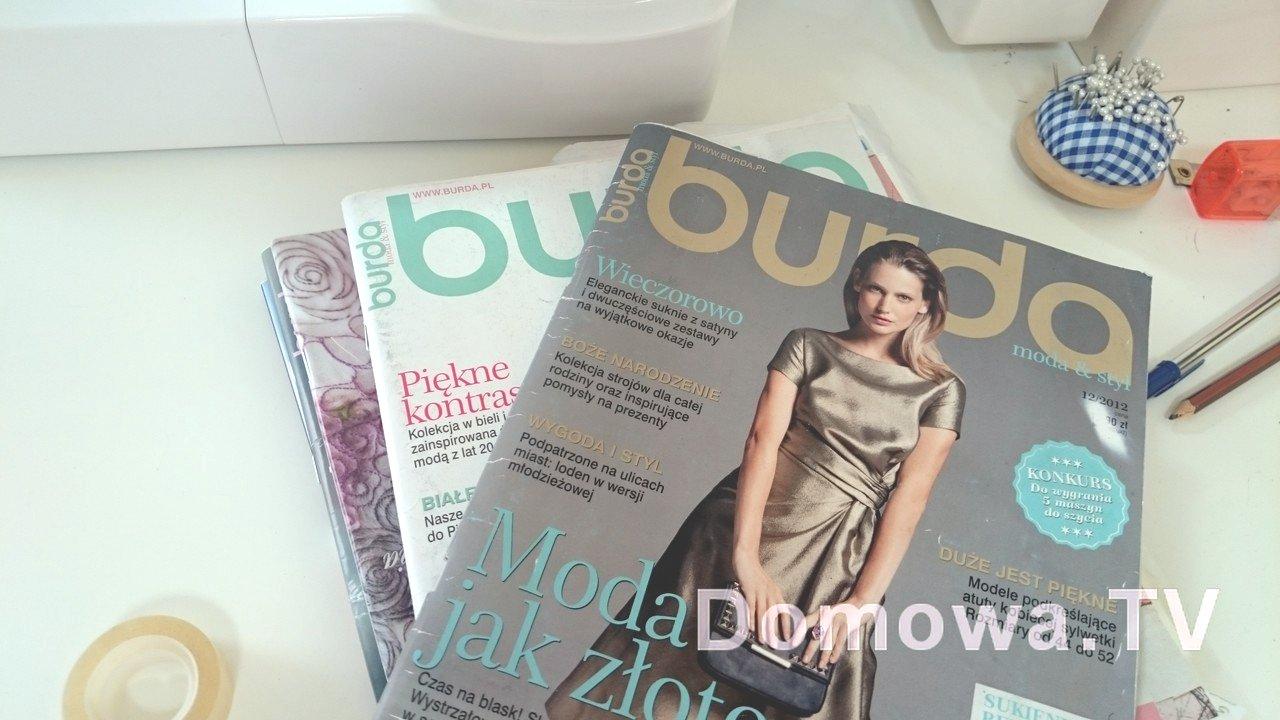 Jak korzystać z Burdy