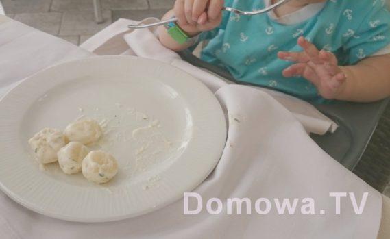 Gnocchi z sosem maslanym