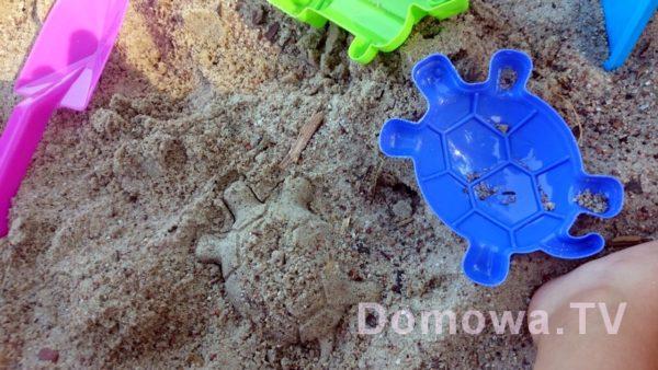 Plażowe zabawki
