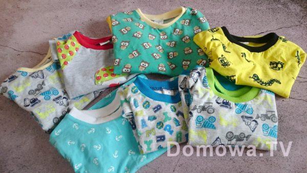 Ubranka dla dzieciaków