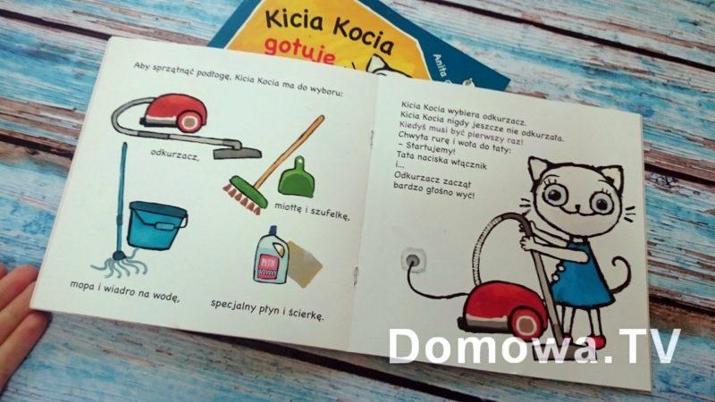 Kocia Kicia, raczej dla mniejszych dzieci