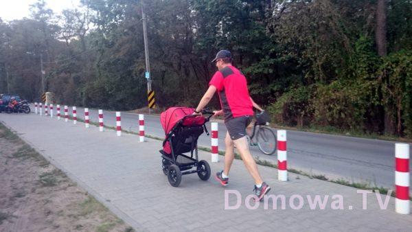 Jeszcze w opcji biegania :) wcale nie jest prosto zrobić zdjęcie w biegu haha