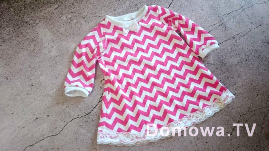 8be563d3fa Sukienka dla dziewczynki – 4 pomysły