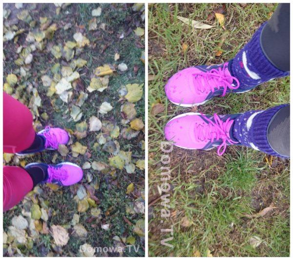 Bieganie i moje buty, które same mnie niosą