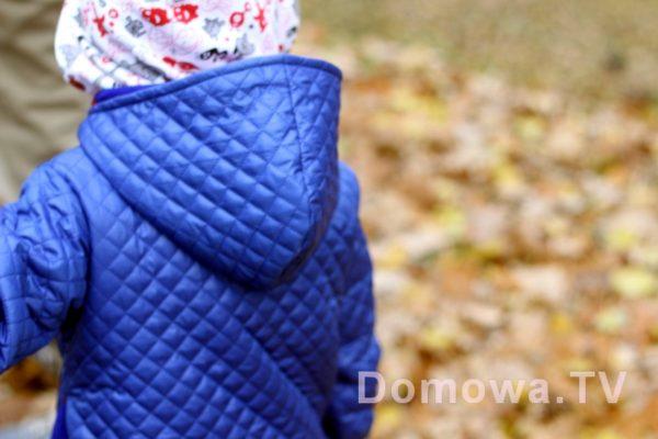 Kurteczka pikowana dla dziecka