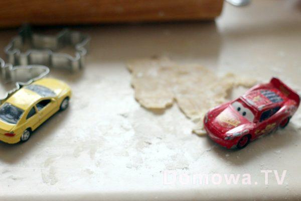 Mamo! auta chciały robić ciastka! choć zobacz
