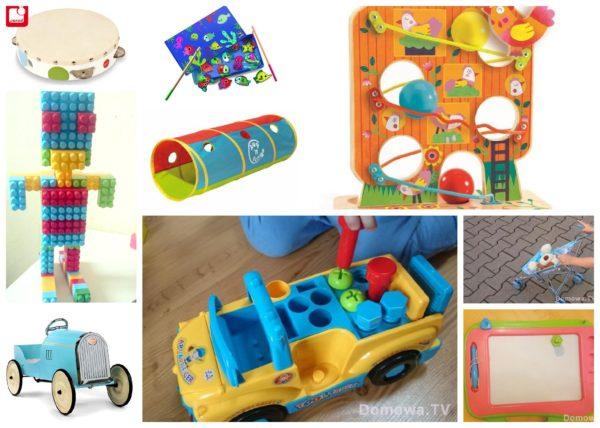 Zabawki dla dzieci 1-2 lata