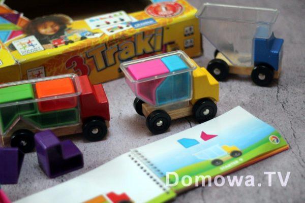 3 traki