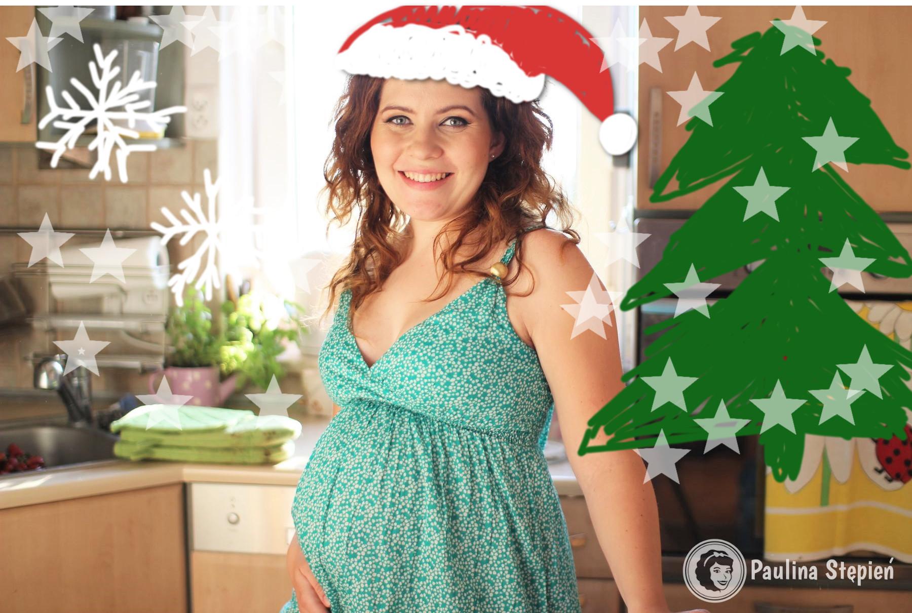 Co jeść w święta będąc w ciąży