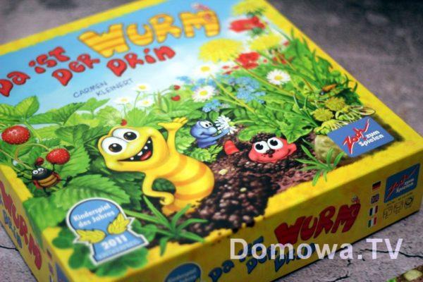 Gra nagrodzona w 2011 Kinderspiel des Jahres 2011