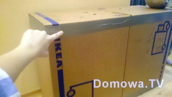 Sklejenie pudełek