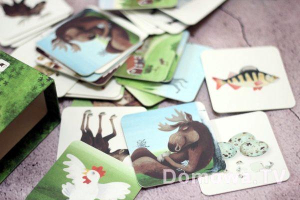 Karty – są naprawdę fajnie wykonane, nawet rogi mają obłe co nie jest oczywiste :)
