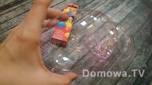 Balon z pasty