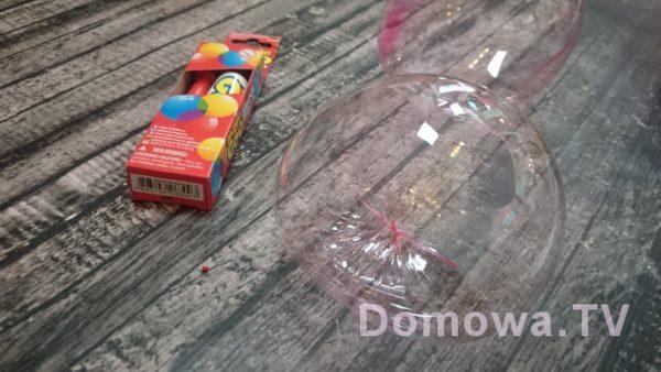 Pasta do balonów