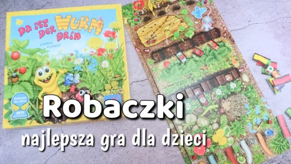 Gra Robaczki. Since the worm in it – opinia