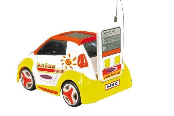 Samochód solarny