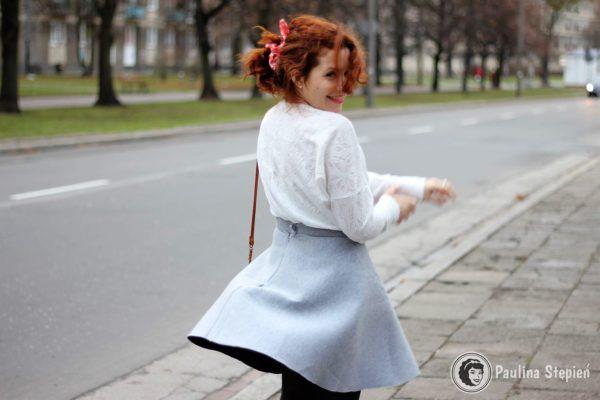 Wiatr podczas zdjęć :)