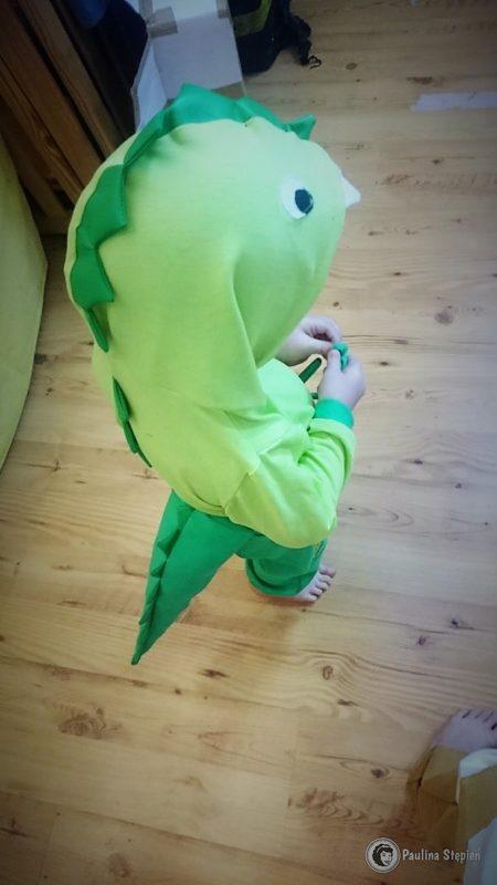 Ogon dinozaura