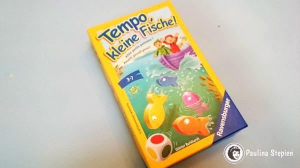Tempo kleine Fische