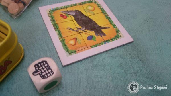 Kruk z puzzli
