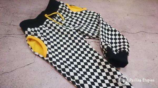 I gotowe spodnie