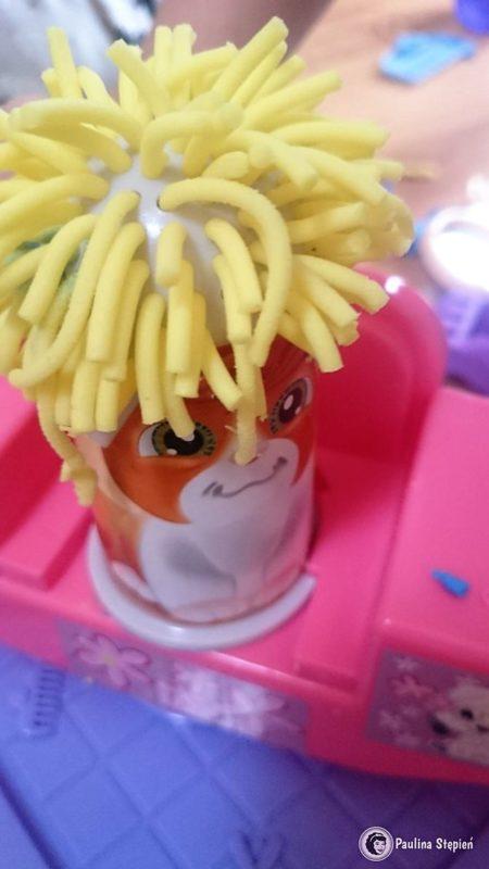 Play-Doh fryzjer zwierzakowy Littlest Pet shop