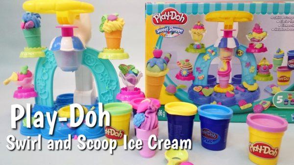 Play-Doh Zakręcona lodziarnia – opinia