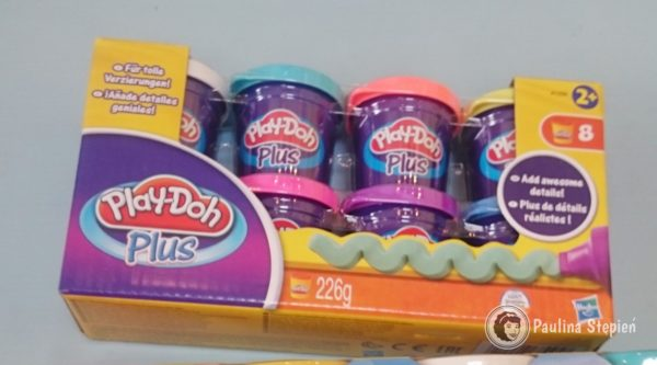 Ciastolina Play-Doh plus