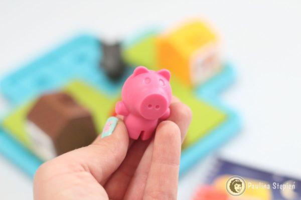 swinka z gry 3 małe świnki