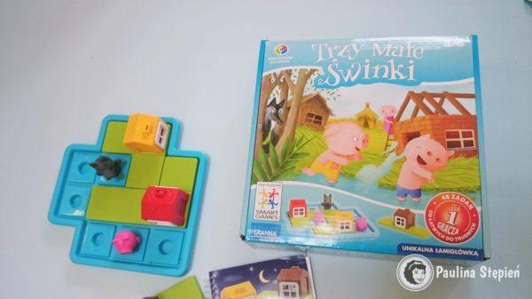 Gra Trzy małe świnki Smart
