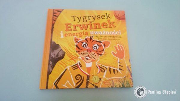 Tygrysek Erwinek i energia uwazności