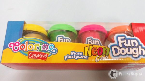 Fun dough Colorino