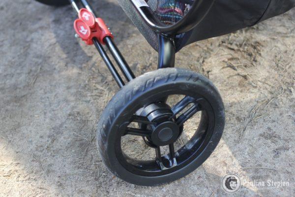 Koła wózka Valco Baby Snap DUO