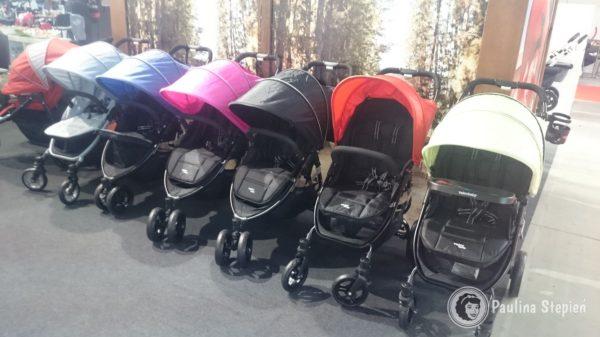 Valco Baby Snap trójkołowy i czterokołowy